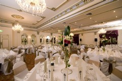 the Grand Ballroom at the Palais Royale