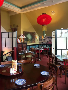 Madame Wang's restaurant